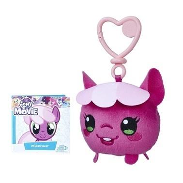 My Little Pony My Little Pony Klipsli Mini Pony Peluş Cheerilee Renkli